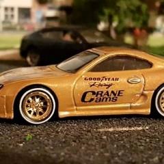 Fast Furious Toyota Supra Custom