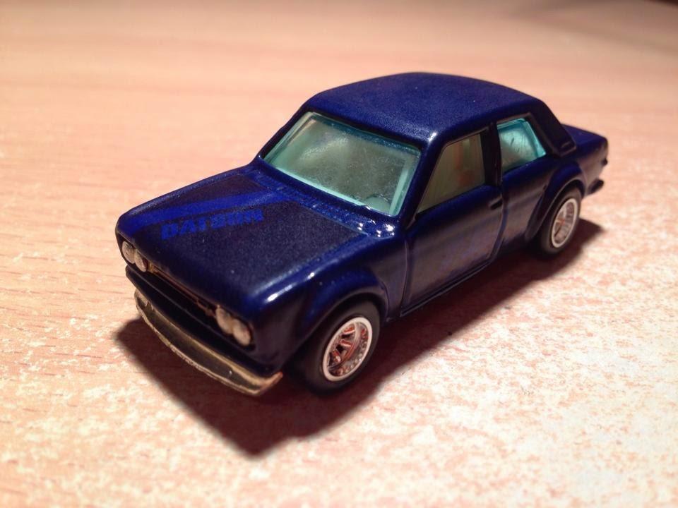 Custom Datsun 510 Sedan