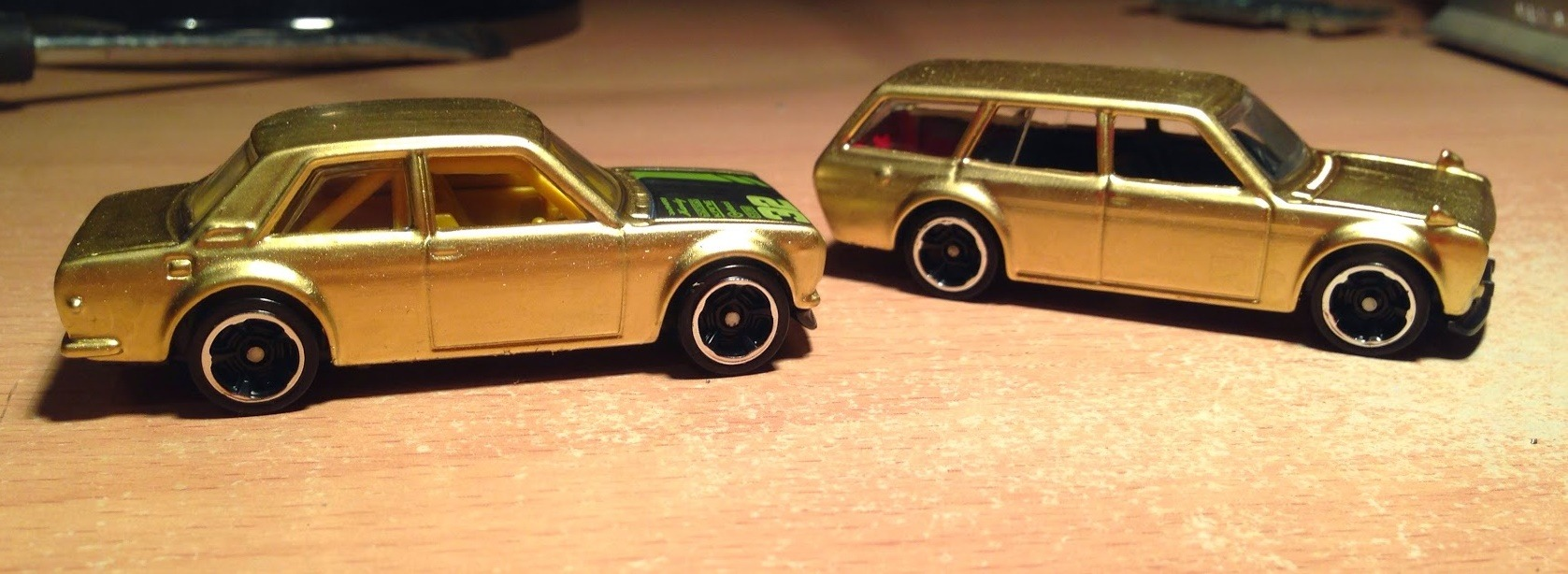 Striking Gold With The Datsun 510