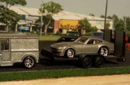 Breadbox and Datsun 240z