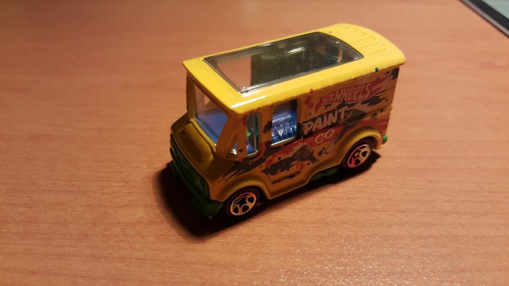 bread box engine can make a good donor for your diecast cars