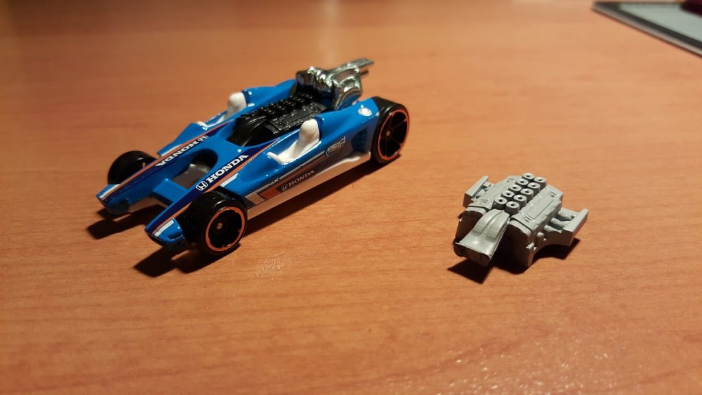 finding the best engines for your diecast cars - honda racer