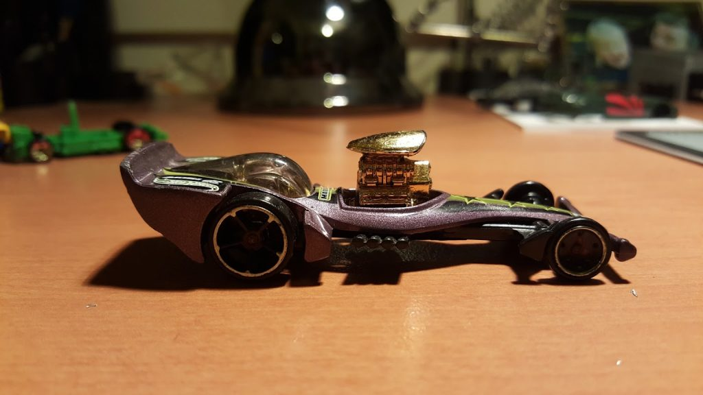 mad fast from hotwheels makes a good engine donor