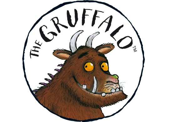 The gruffalo in diecast