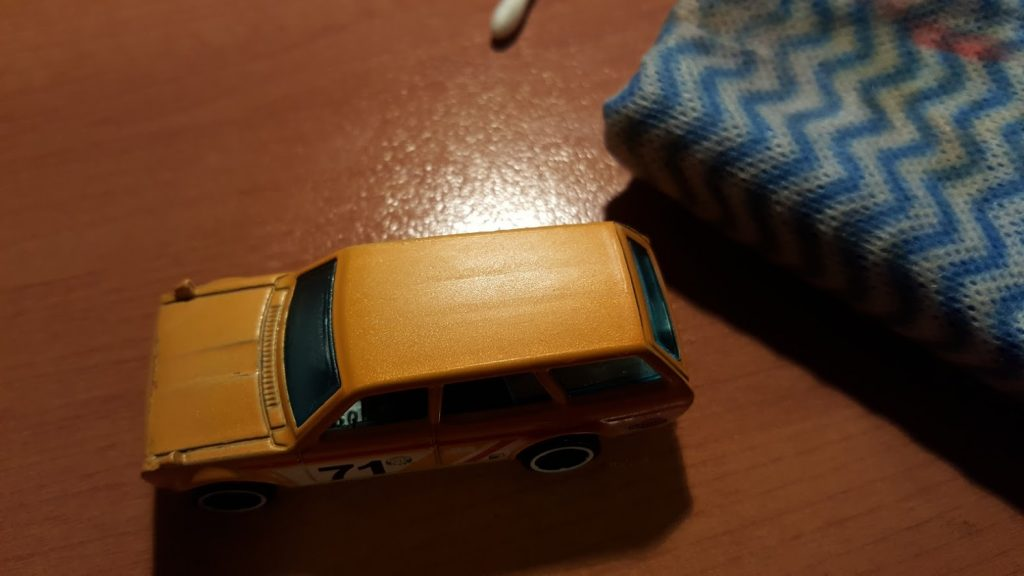 how to remove the tampos from your hotwheels vehicles