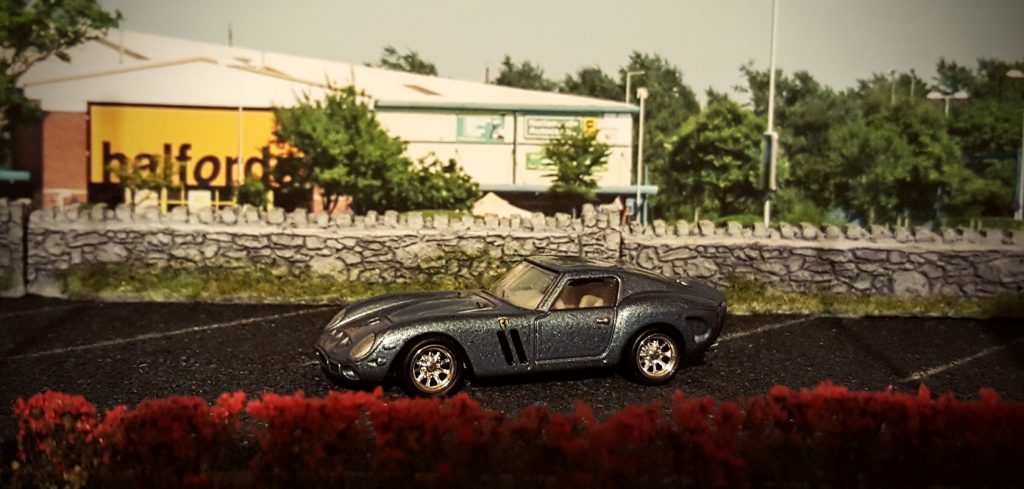 ferrari 250gto diecast cars in 1/64 scale