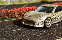 Enkei Wheels on a Toyota GT86   Scion FR-S