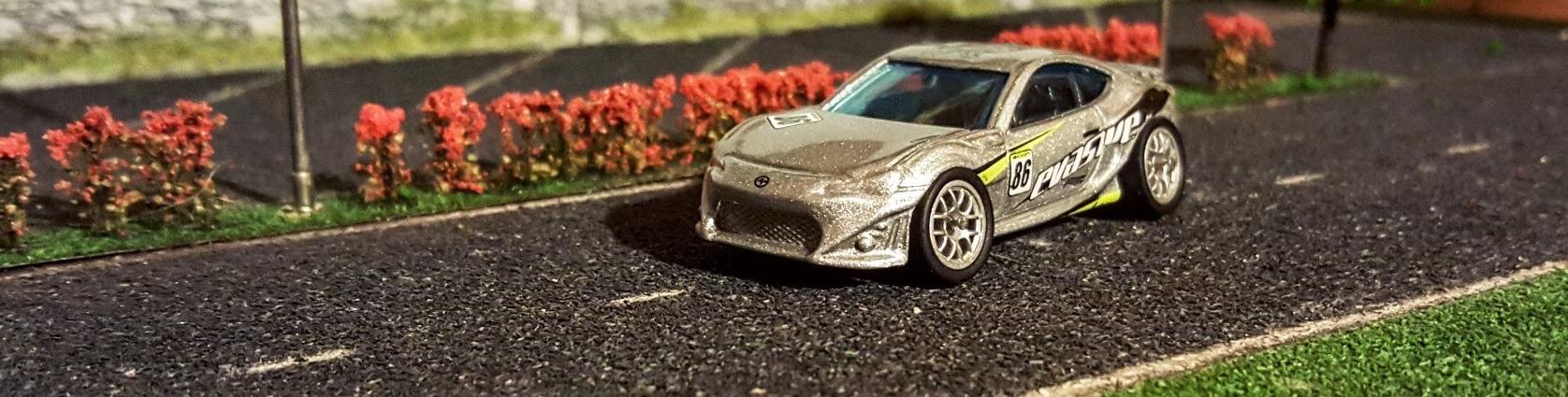 Enkei Wheels on a Toyota GT86 | Scion FR-S