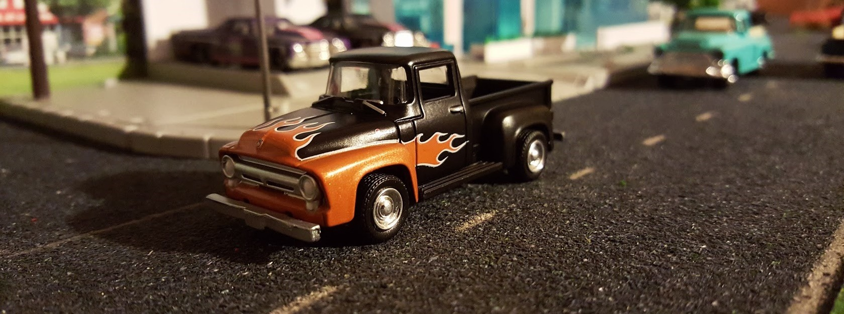 Life On The Shelf – Utes & Pickups