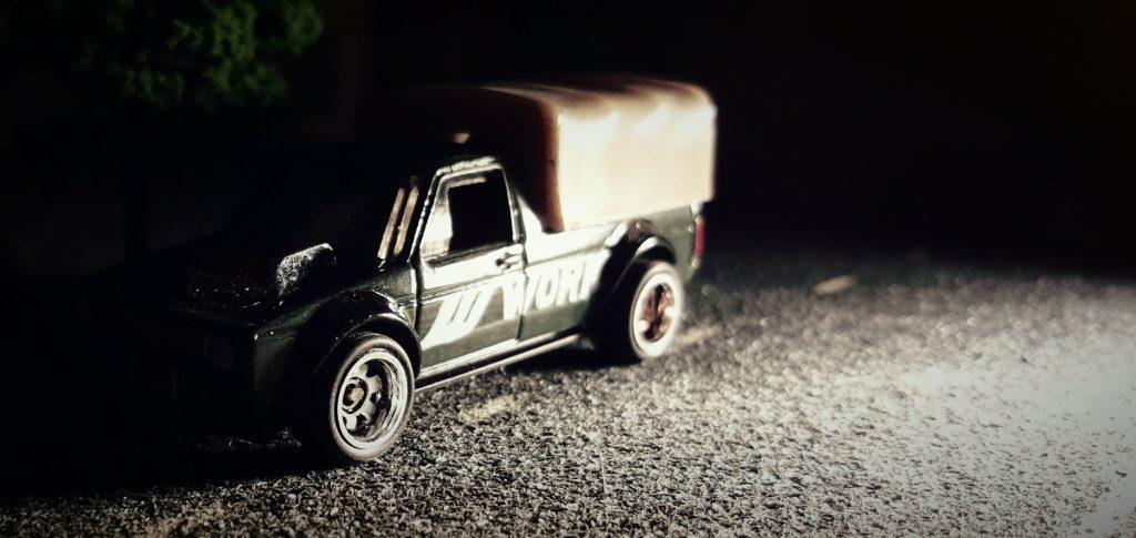 volkswagen caddy diecast cars custom hotwheels