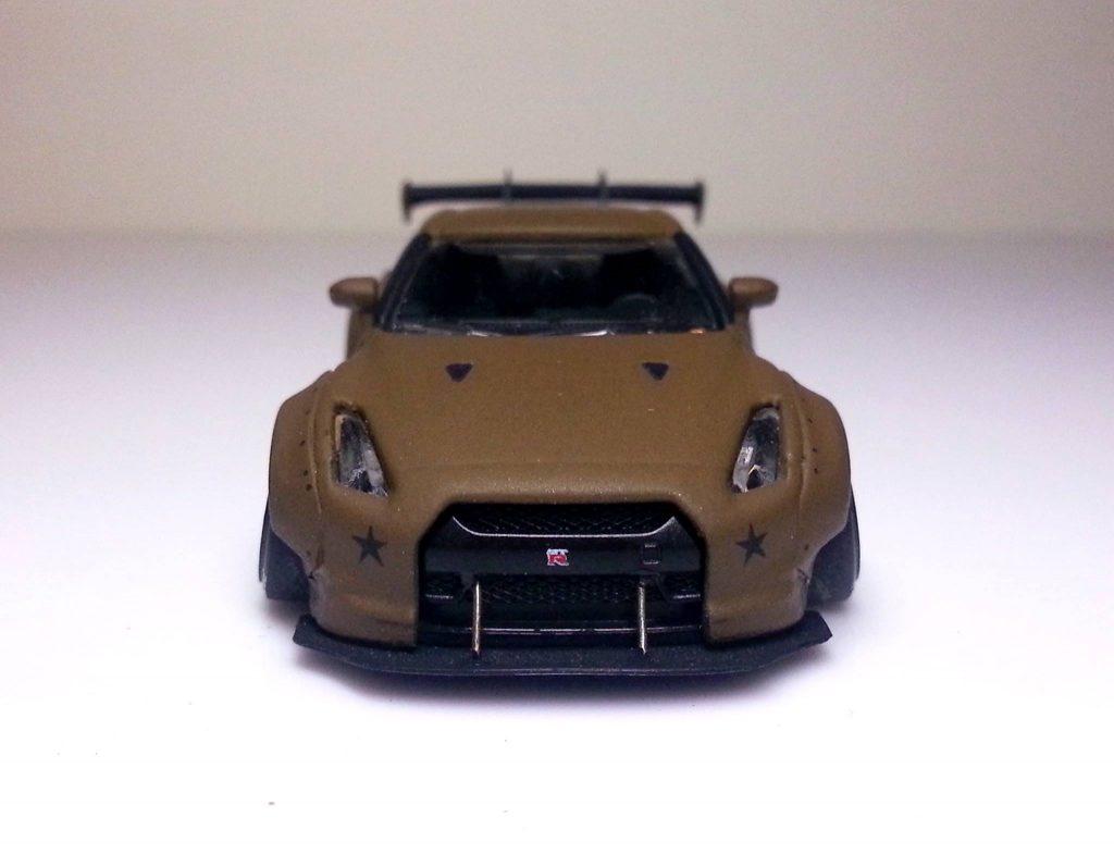 Pisut GTR35