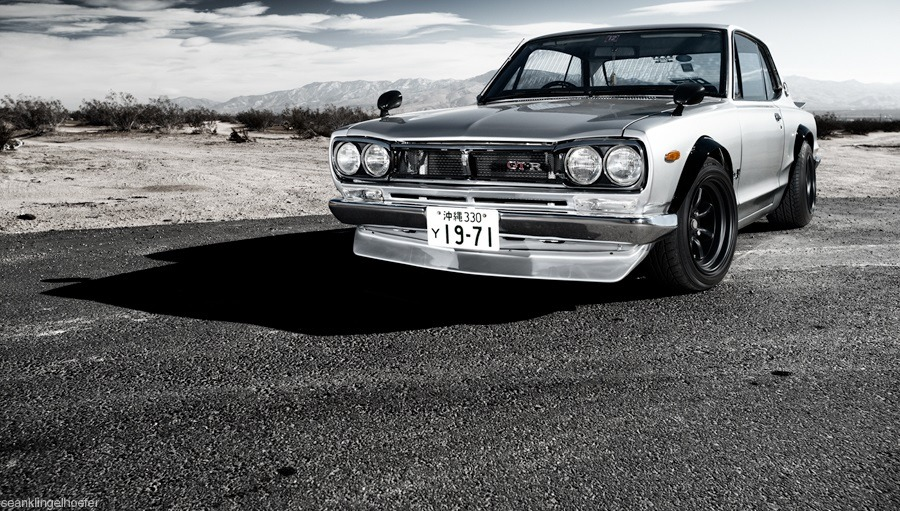 The Poor Mans Boulevard Skyline Hakosuka