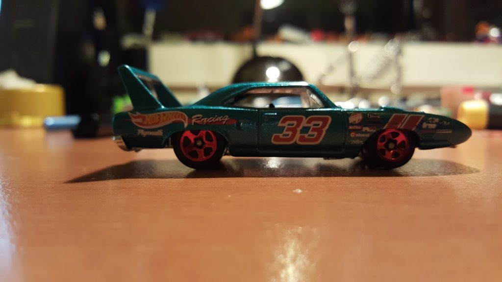 how to lower a hot wheels diecast car