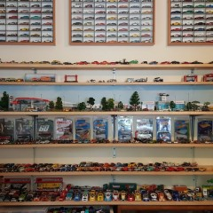 My Hotwheels Collection. A Video Walk-Through.