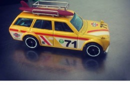 How To Make Roof Racks For Your Hot Wheels