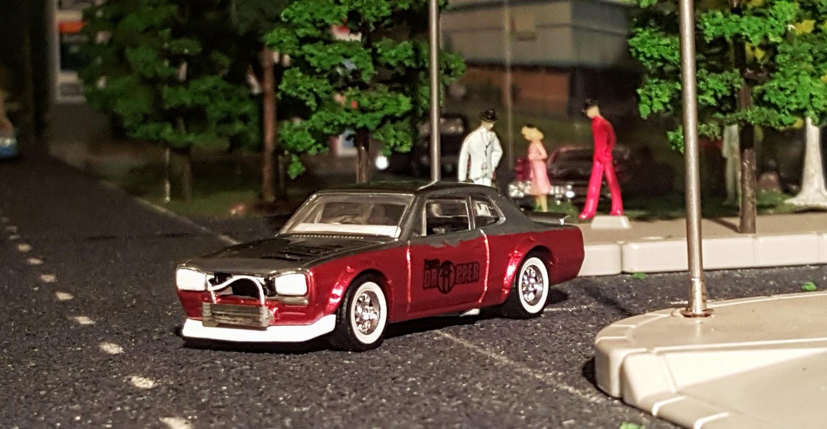 How To Make A 1 64 Scale Diorama Hotwheels Diecast Cars