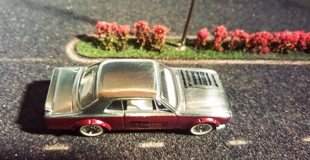 nissan skyline hakosuka hot wheels diecast cars