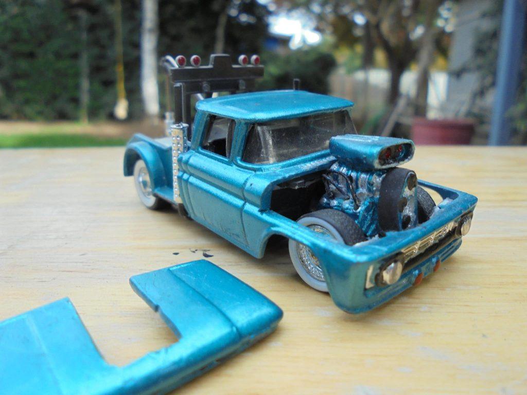 Brian Moffitt Custom Chevy 1
