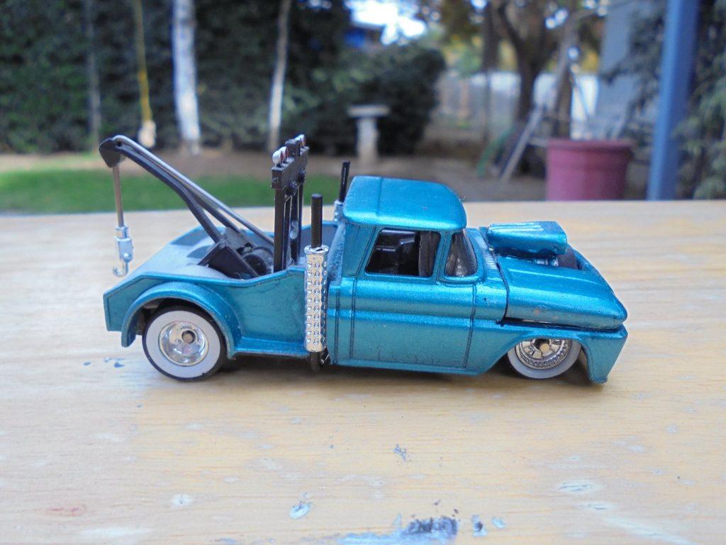 Brian Moffitt Custom Chevy 2