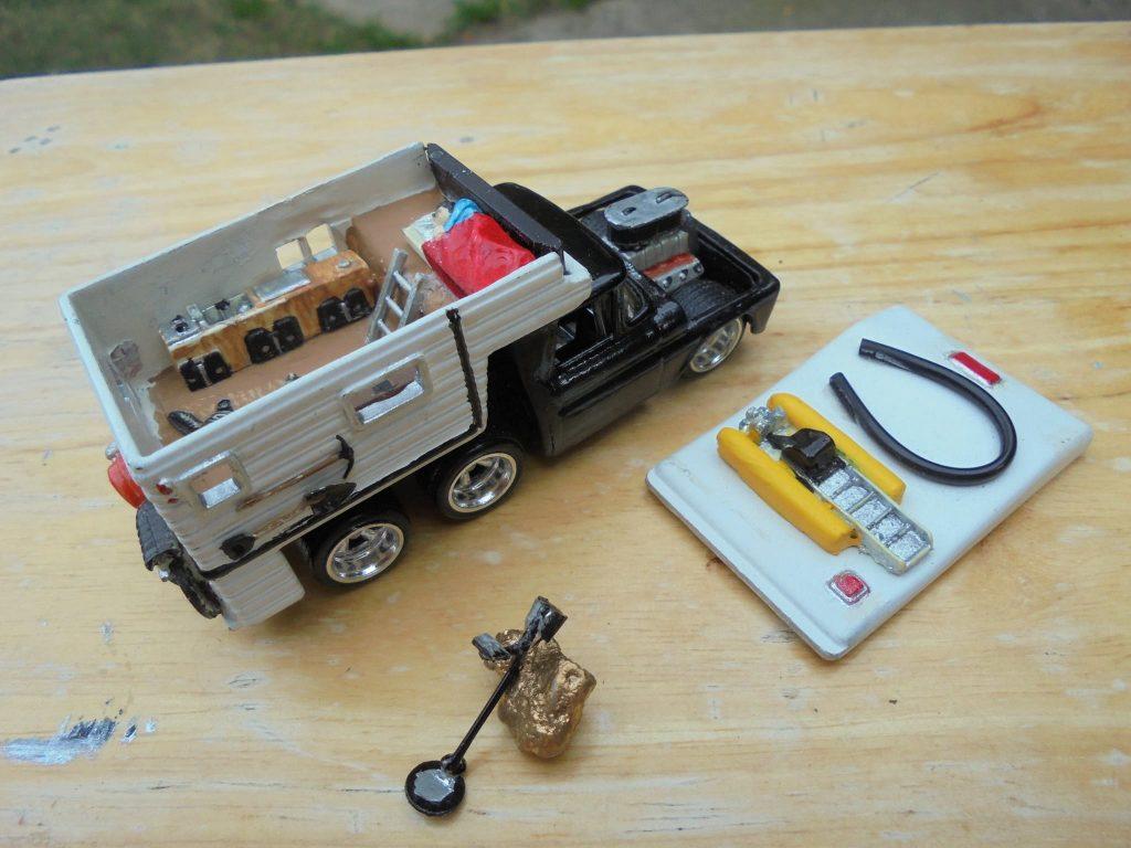 Brian Moffitt Custom Chevy 4