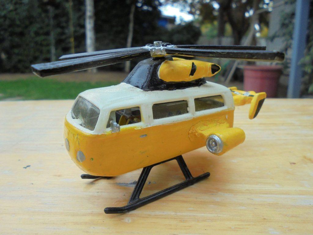 Brian Moffitt crazy combi chopper
