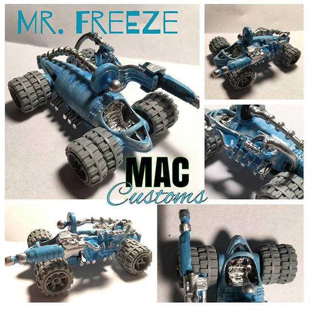 Macustomizer Mr Freeze