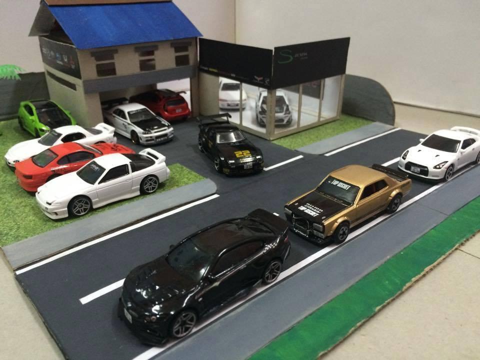Zhen Hui JDM Garage 1
