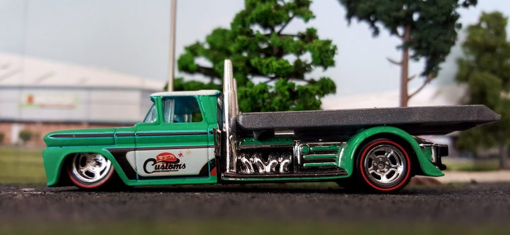 chevy hauler 8