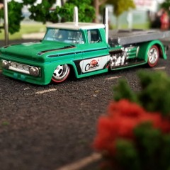 Custom 62 Chevy Hauler