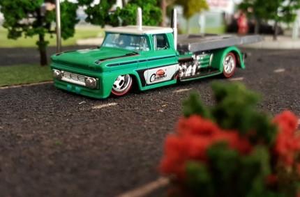 Custom 62 Chevy Hauler