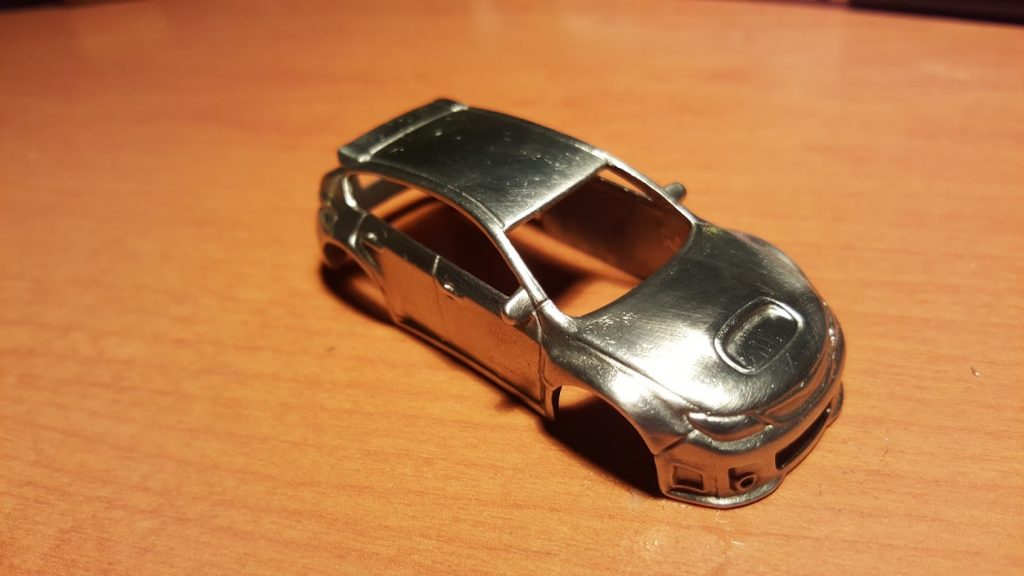 how to strip paint from hot wheels diecast cars