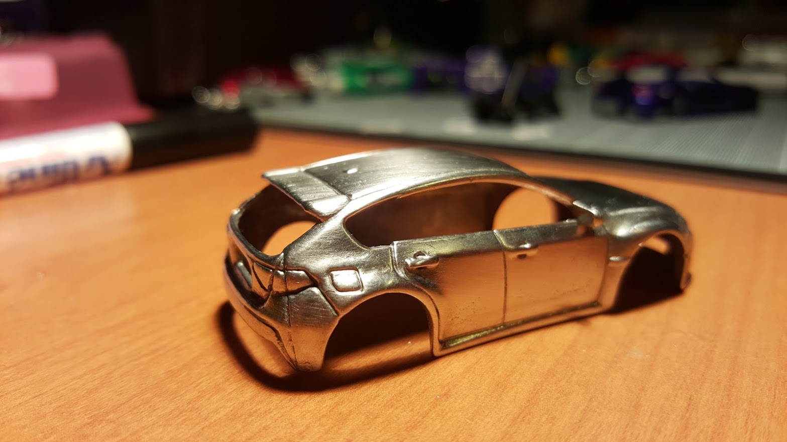 How To Strip Hot Wheels Car Paint
