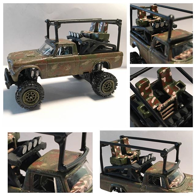 macustomizer ultimate hunting vehicle
