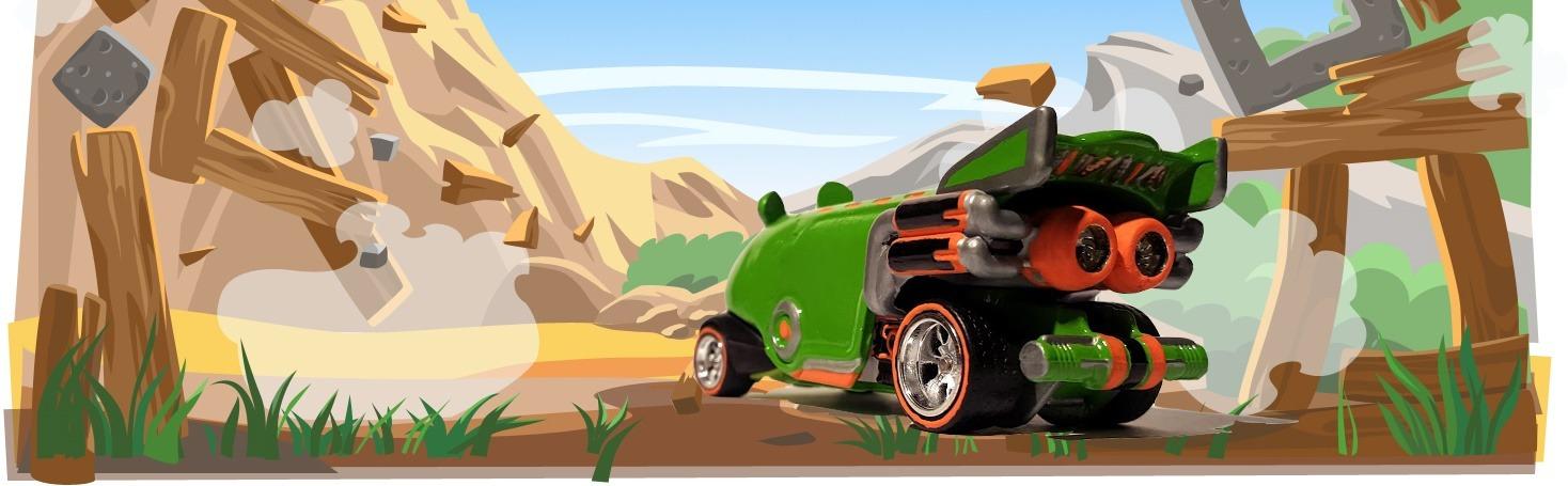 Angry Birds Minion Pig Drag Bus