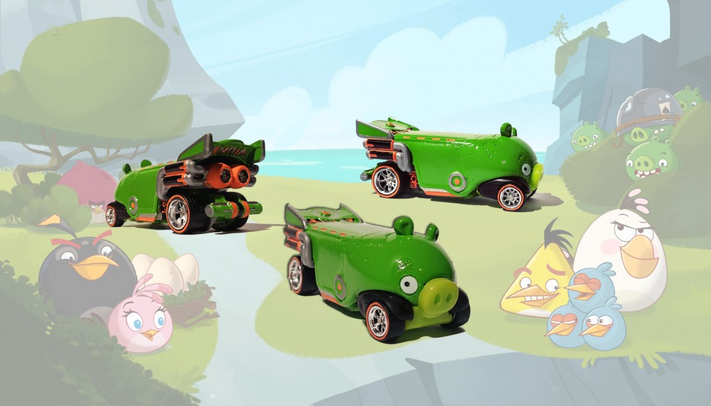 minion pig bus with background 7