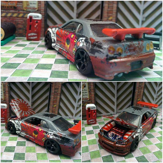 streetrod60 - GTR34 1
