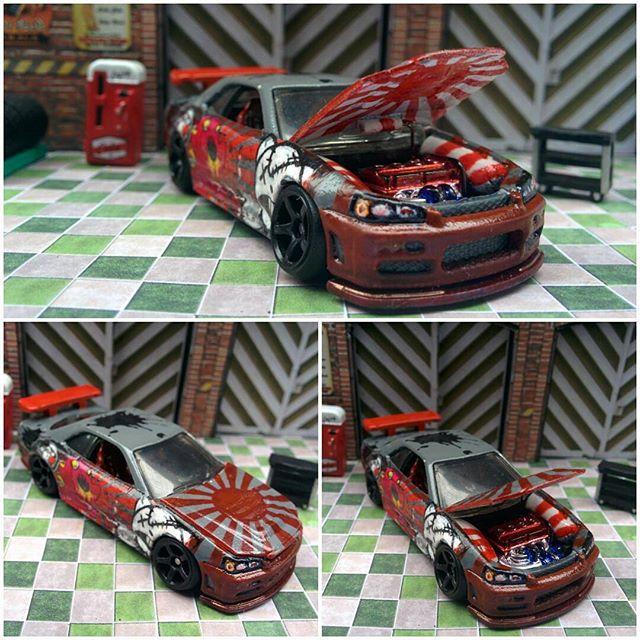 streetrod60 - GTR34 2