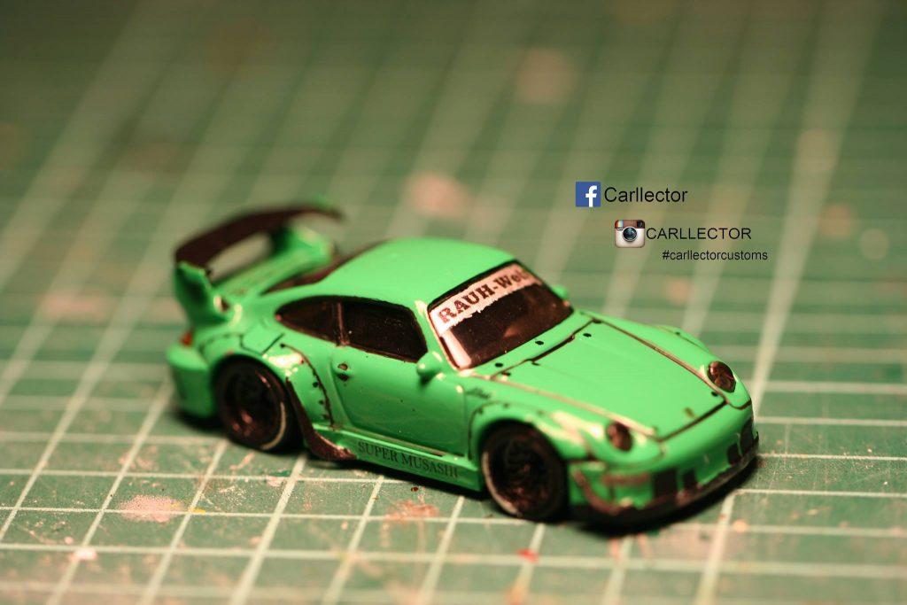 Carllector - Porsche Rauh Welt 1