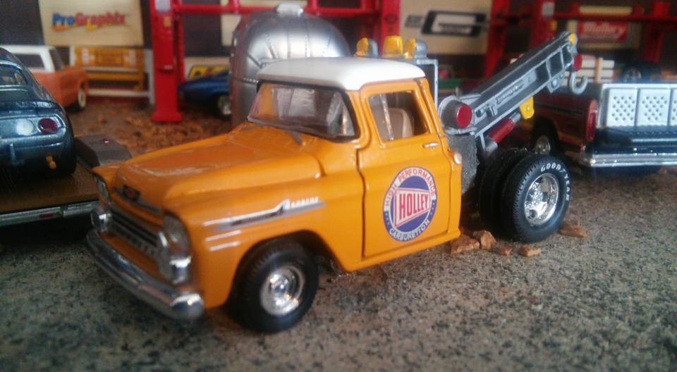 Charlie Anderson - Chevy Towtruck 1