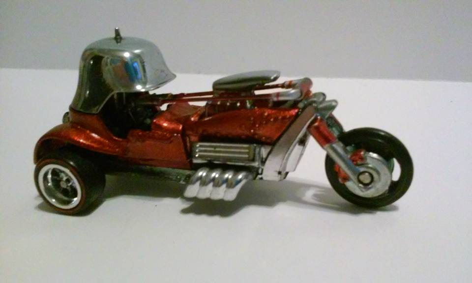 Darrin Nuner Red baron bike 3