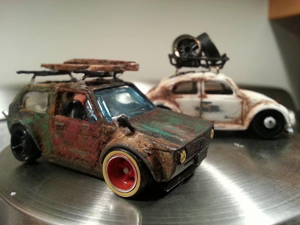 Dave Deslandes rusted VeeDubs 1