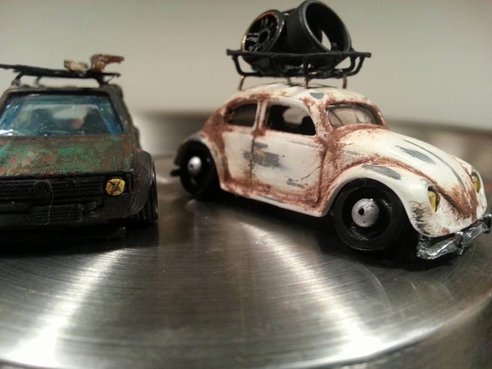 Dave Deslandes rusted VeeDubs 2