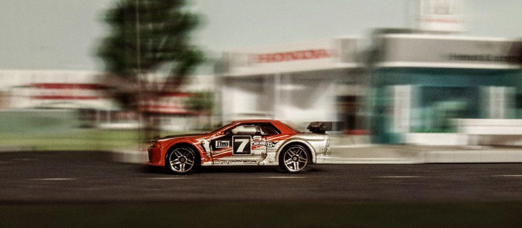 GTR32 Treasure Hunt Racing