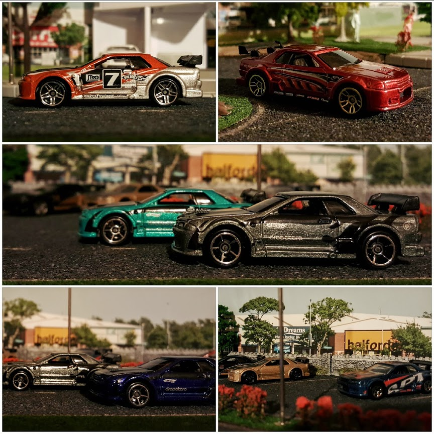GTR32 collage 1