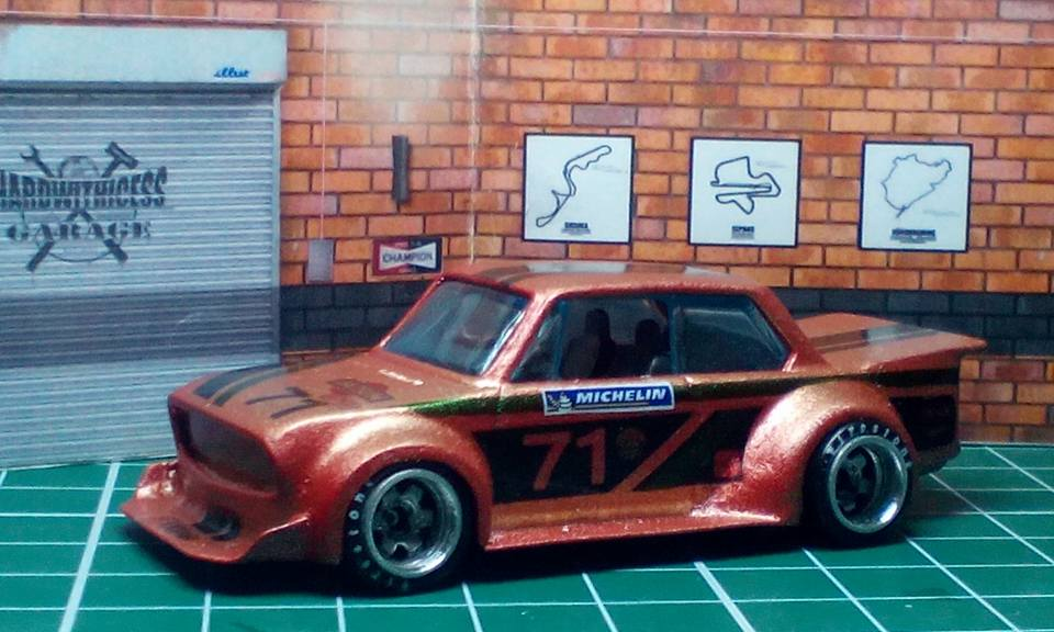 Hardwithicess MEltinice - BMW 2002 1