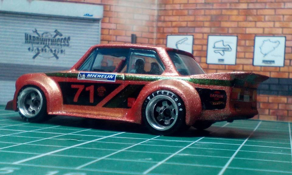 Hardwithicess MEltinice - BMW 2002 2