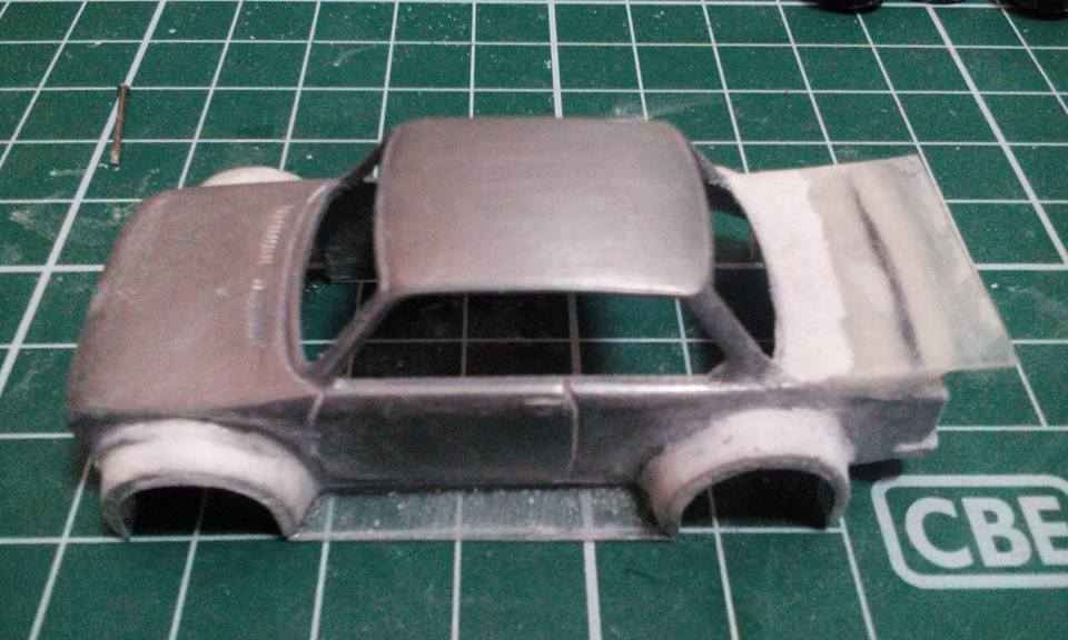 Hardwithicess MEltinice - BMW 2002 WIP