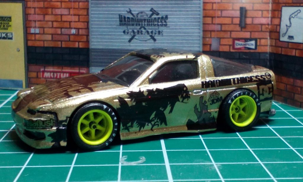 Hardwithicess Meltinice 180sx driftpig 1