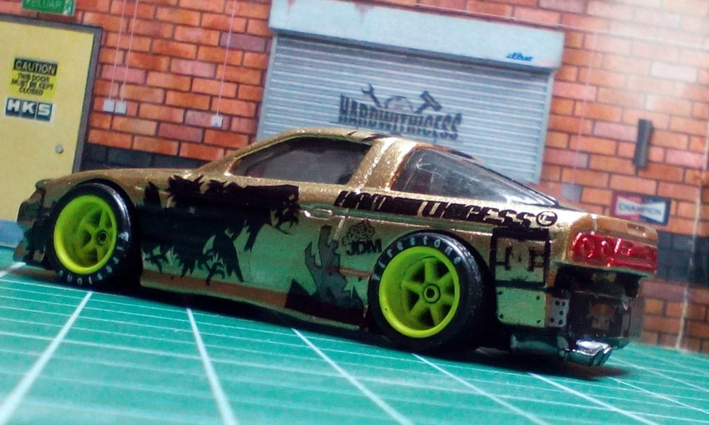 Hardwithicess Meltinice 180sx driftpig 2