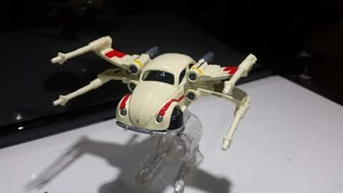 Javiel Cruz Rosa - XWing Beetle 1